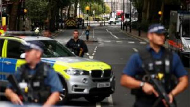 Police in Westminster