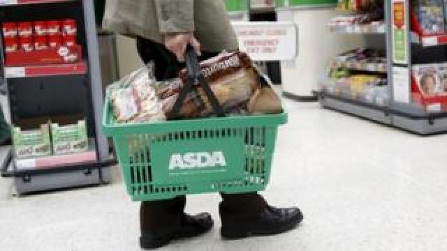Asda shopping bag