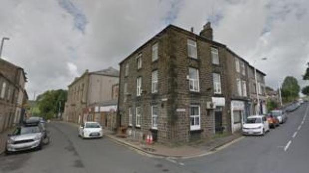 Regent Street Working Men's Club in Haslingden