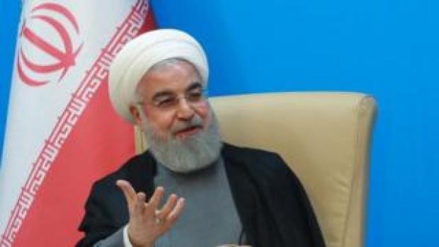 Hassan Rouhani (25 June 2019)