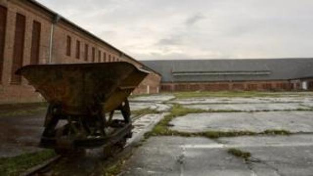 Neuengamme concentration camp. File photo