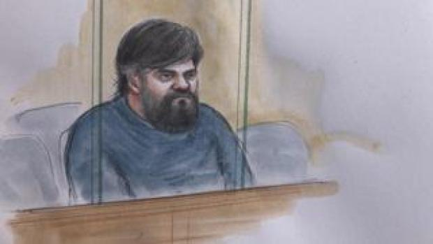 Carl Beech in court