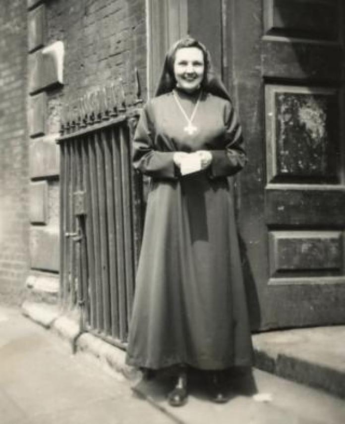 Ann Gurney, 1954