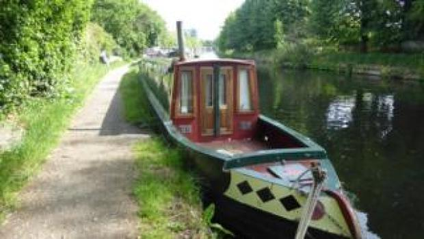 Grand Union Canal near Uxbridge