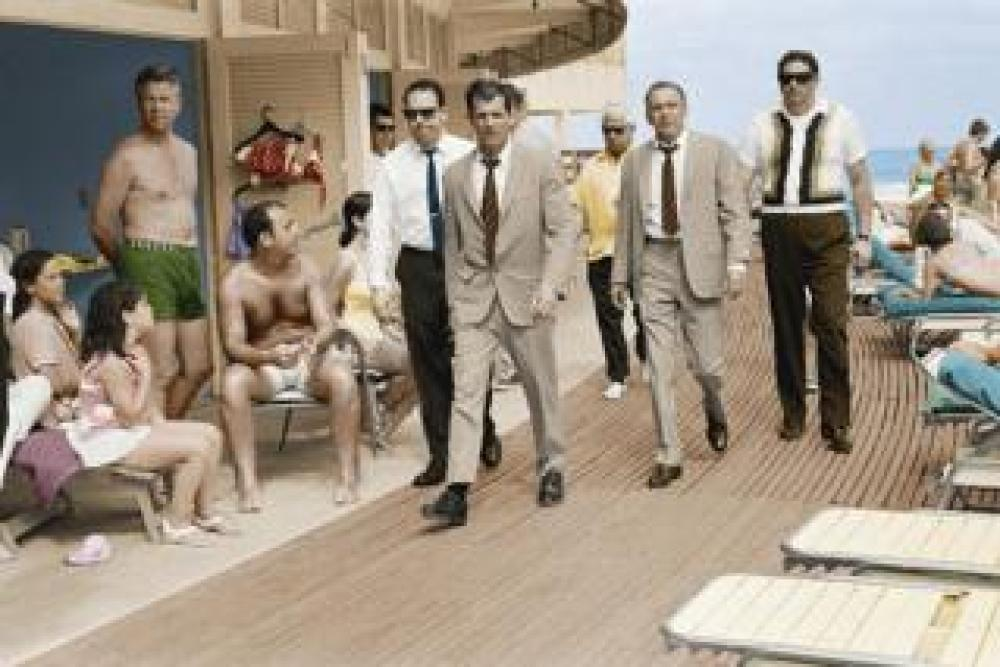 Frank Sinatra and The RatPAck