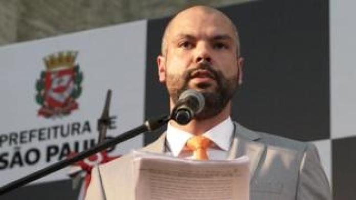 Prefeito de São Pauilo, Bruno Covas (PSDV)