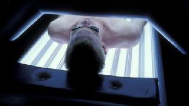 File pic of tanning bed