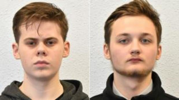 Oskar Dunn-Koczorowski and Michal Szewczuk