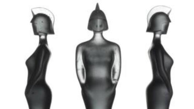 Brit Award statues