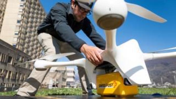 Matternet drone