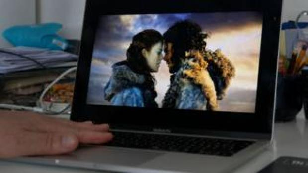 A teaser of the US television series Game of Thrones season