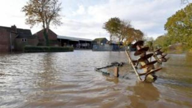 Floods in South Yorkshire