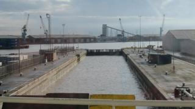 King George Dock, Hull