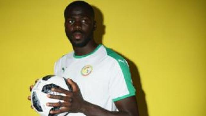 Le défenseur sénégalais Kalidou Koulibaly