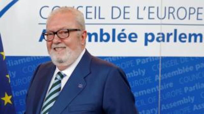 PACE President Pedro Agramunt