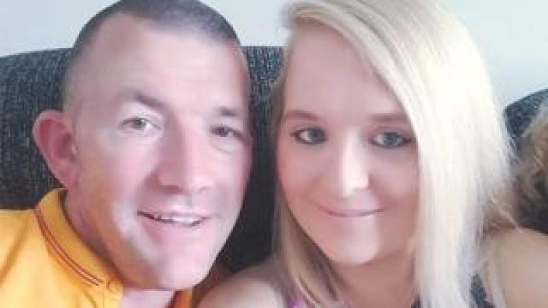 Chris Cartlidge and Katrina Cartlidge
