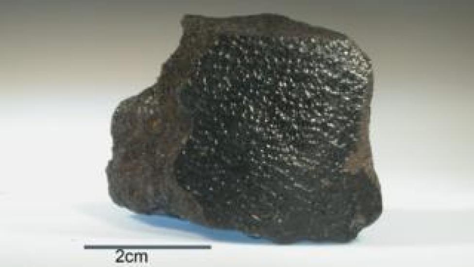 Meteorito Angra dos Reis