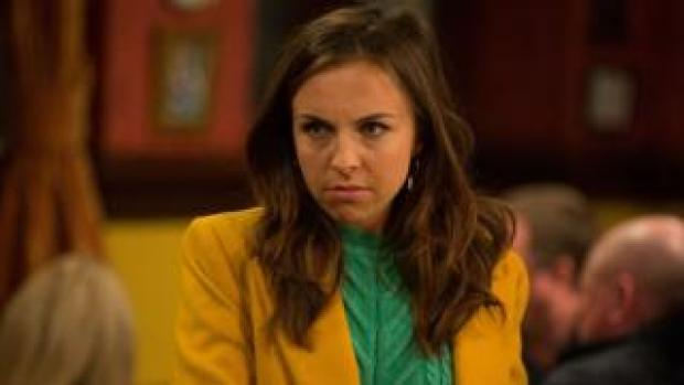Ruby played by Louisa Lytton