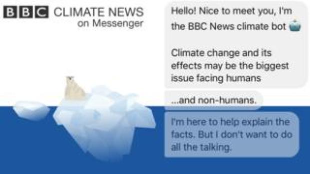 Climate bot