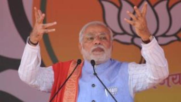 Indian PM Narendra Modi