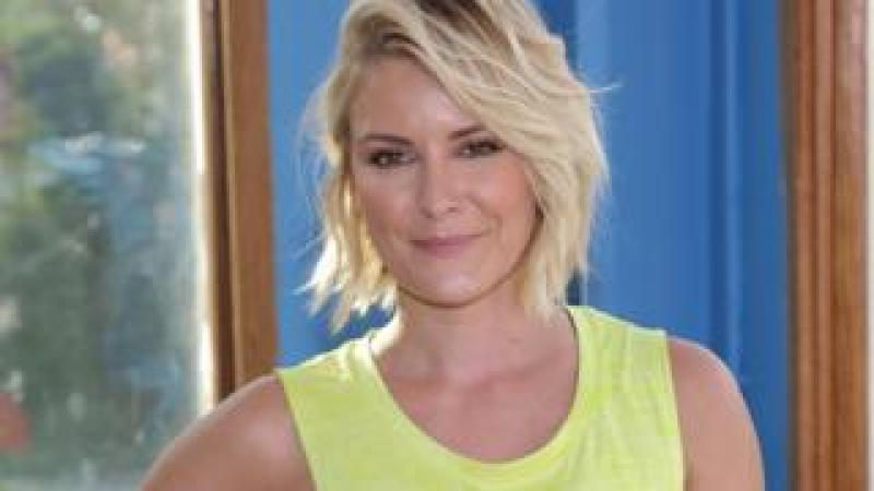 Renee Young smiling