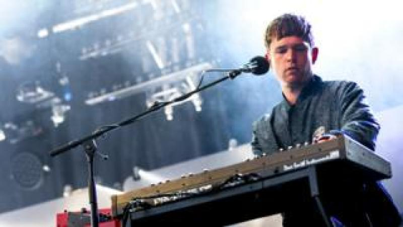James Blake at Biggest Weekend in Swansea