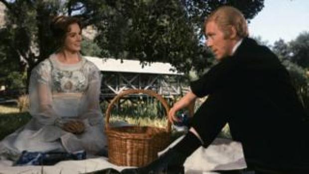 Julie Andrews and Max Von Sydow