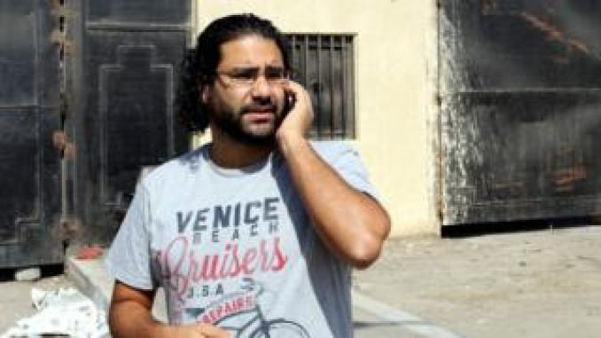 Alaa Abdel Fattah