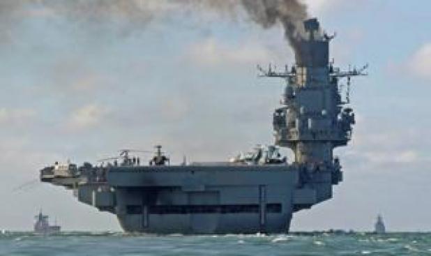 ناو هواپیمابر ادمیرال کوزنتسف