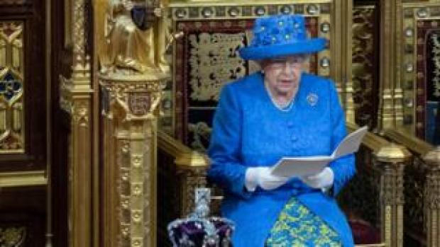 Queen's Speech in 2017