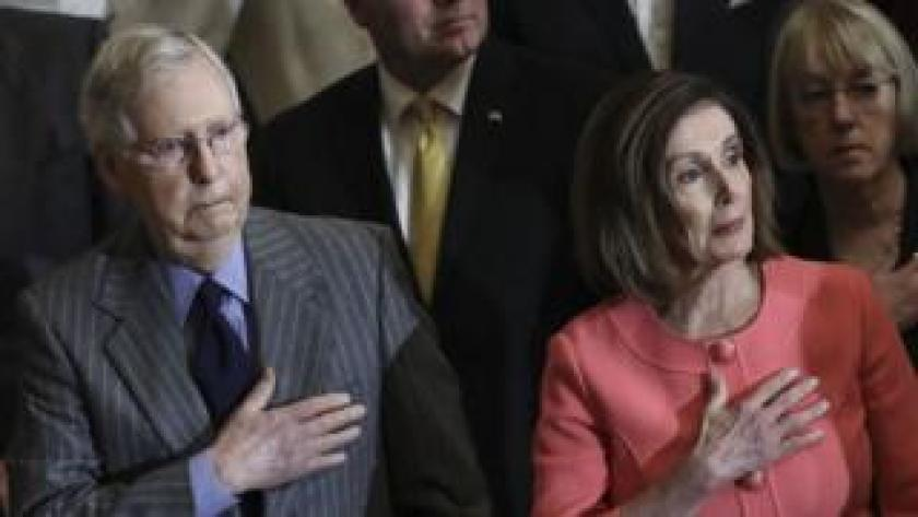 impeach Mitch McConnell and Nancy Pelosi