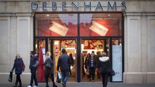 Debenhams Flowers data breach hits 26.000 - BBC News