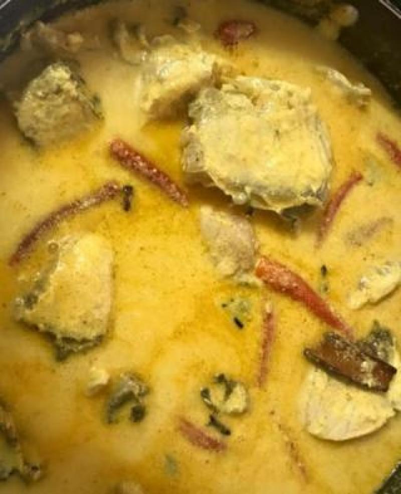 Doi maach is a popular Bengali dish