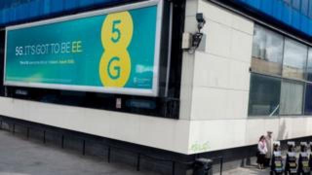 EE billboard