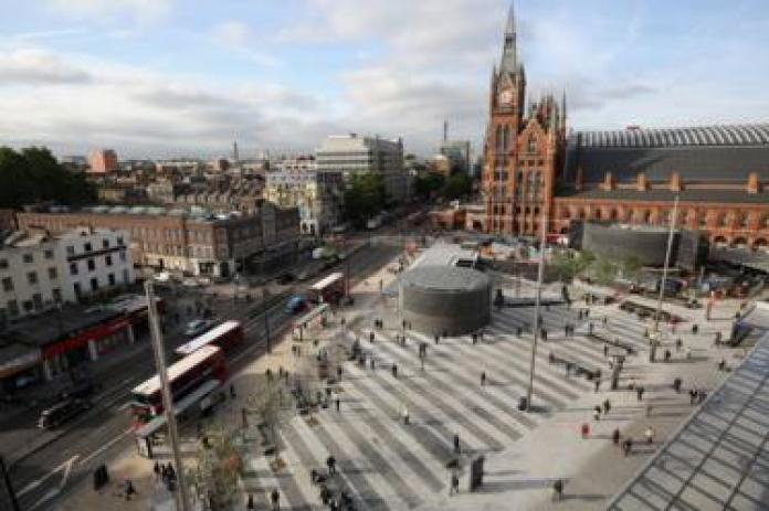 Kings Cross in London