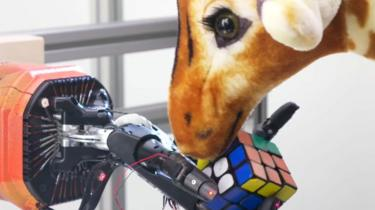 The team interjected with mild disturbances to the robot to see if it was able to handle unexpected incidents