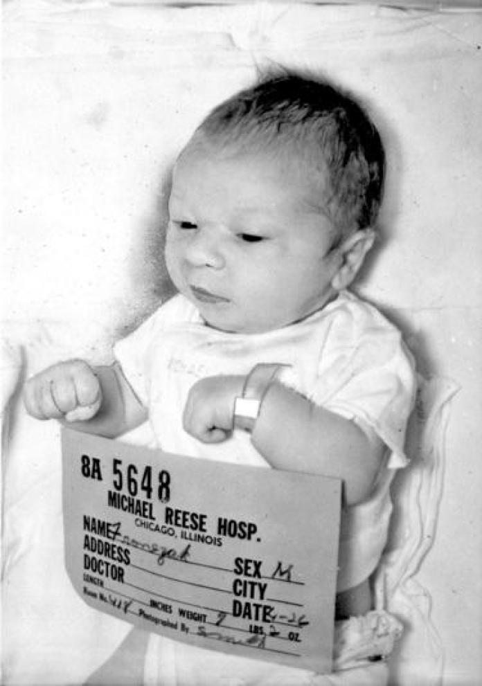 baby Paul Joseph Fronczak