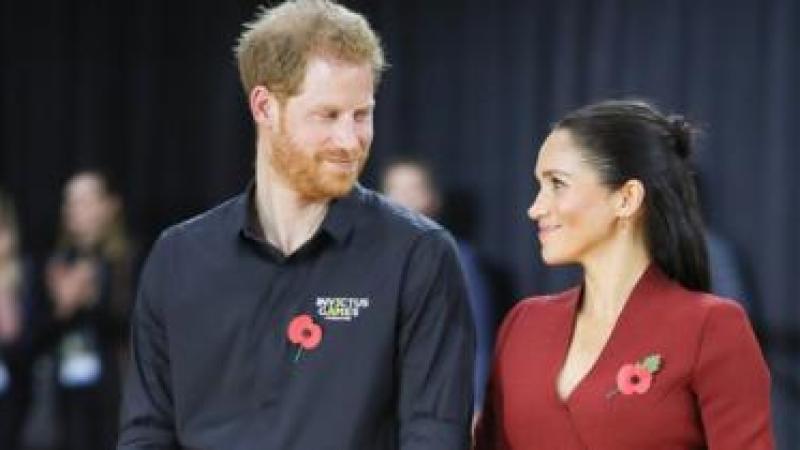 Le Prince William au sujet de son premier rendez-vous avec Meghan Markle