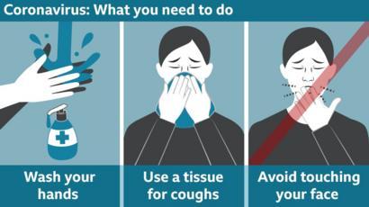 Coronavirus: Cases in UK jump to 87 - BBC News