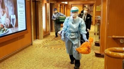 Coronavirus: el crucero retenido en Japón con más de 3.000 ...