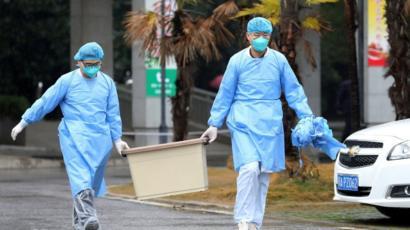 Coronavirus: China pone en cuarentena un área donde viven más de ...