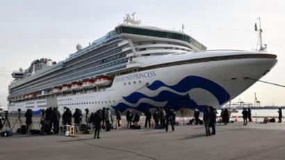 Coronavirus: un argentino en el crucero japonés en cuarentena se ...