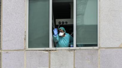 Coronavirus: A visual guide to the pandemic - BBC News