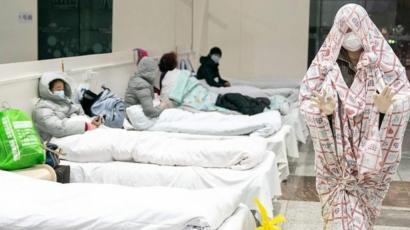 Coronavirus: New China figures highlight toll on medical staff ...