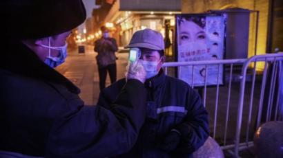 Coronavirus: China informa de un aumento pronunciado de casos y ...