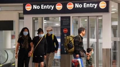 Coronavirus: More than 200 Australians flown home after 14-day ...