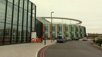 Kings Mill Hospital criticised again for care standards - BBC News