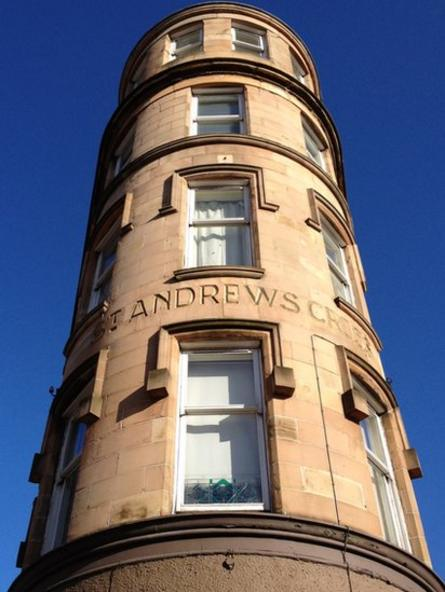 St Andrews Cross Construction Plans