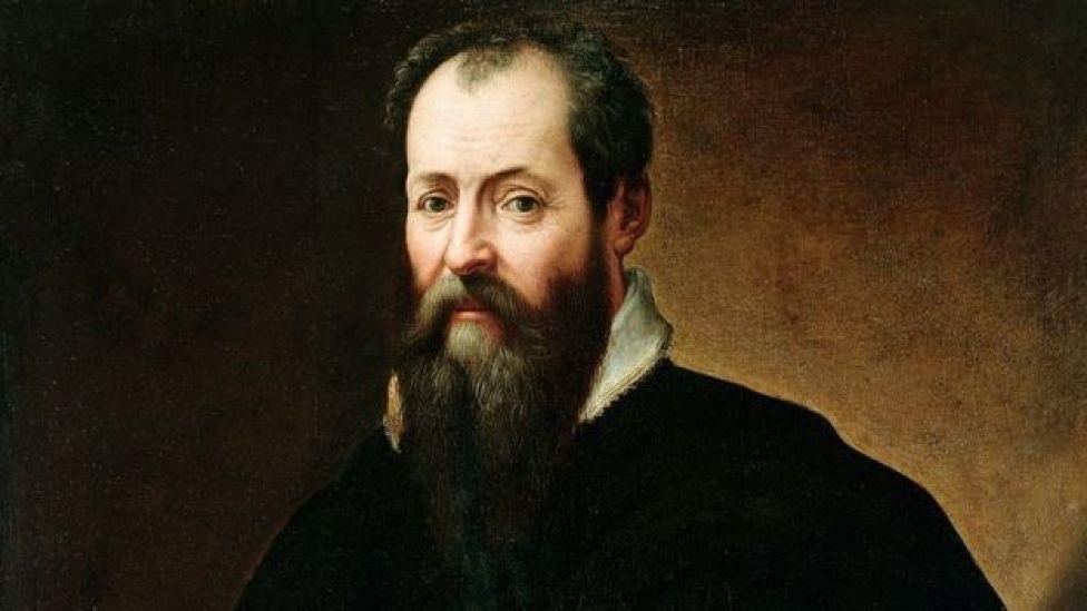 Self-portrait by Giorgio Vasari