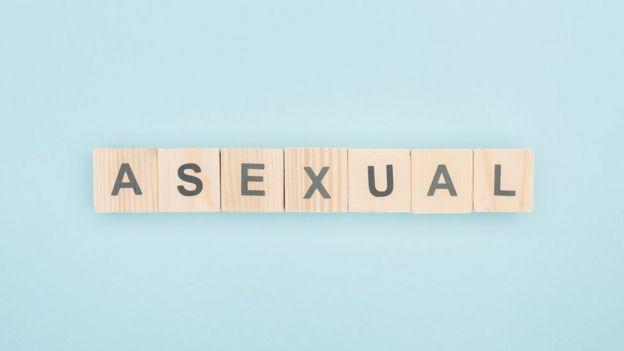 "Letrero que dice ""asexual"""